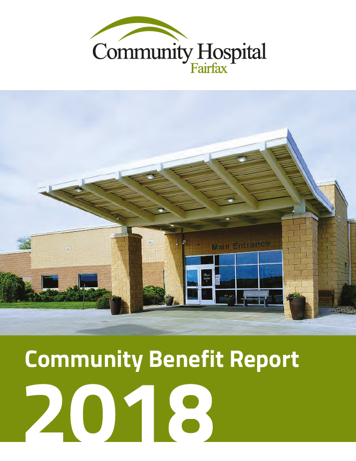 Community Benefit Report 2018