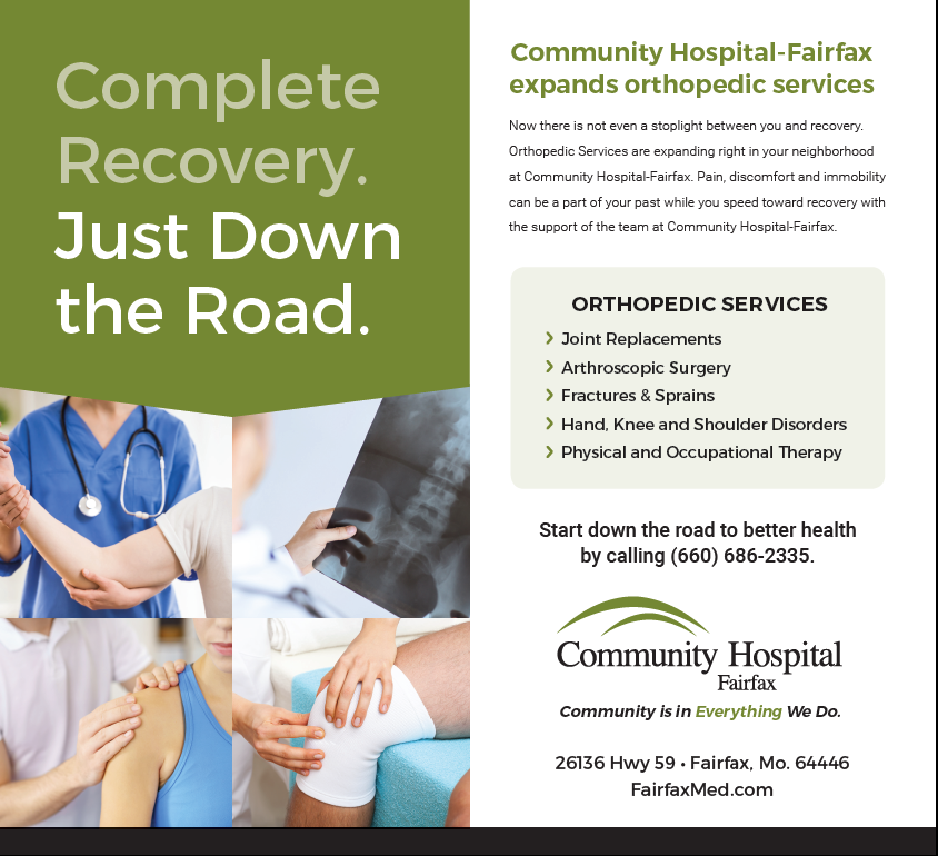 Community Hospital Fairfax :: Orthopedic